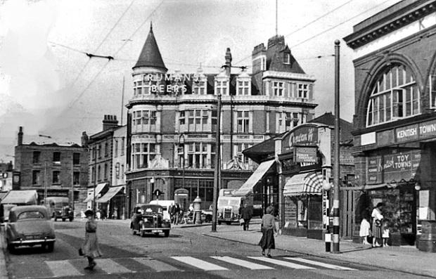 Odeon Camden Cars