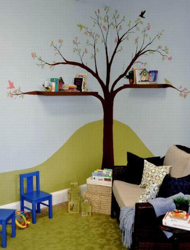 25 sposob w na zagospodarowanie bezu ytecznego naro nika w. Black Bedroom Furniture Sets. Home Design Ideas