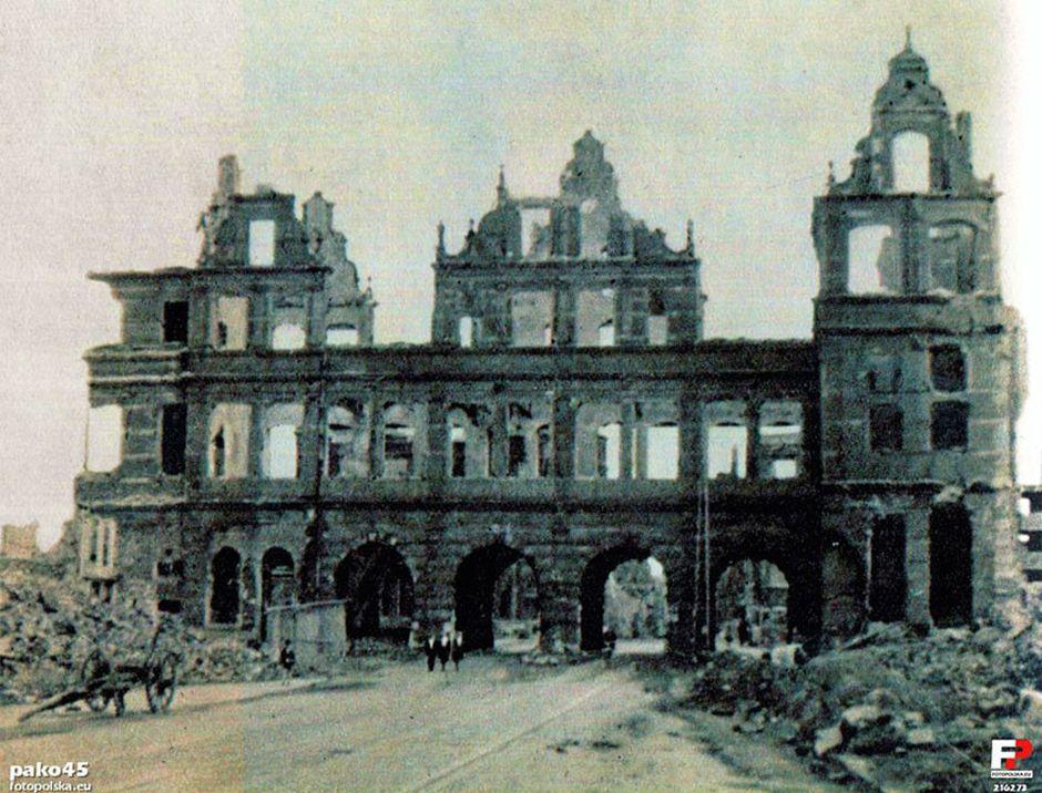 Jak Polacy odbudowali Gdańsk po wojnie
