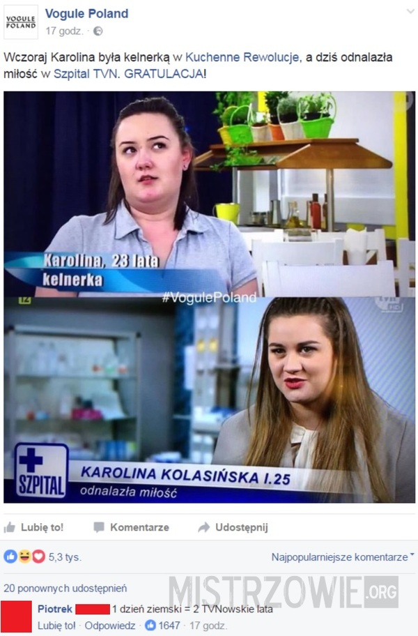 Karolina –