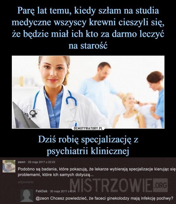 Medycyna –