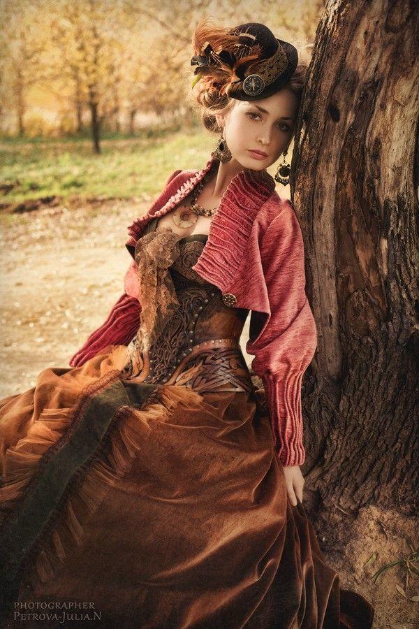 Steampunkowe dziewczyny iii joe monster - Steampunk style vestimentaire ...
