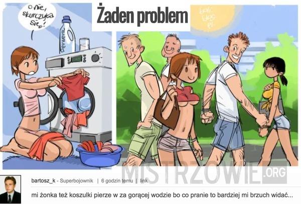 Żaden problem –