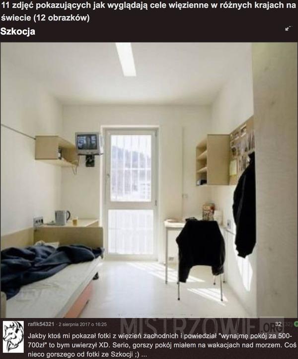 Cele więzienne –