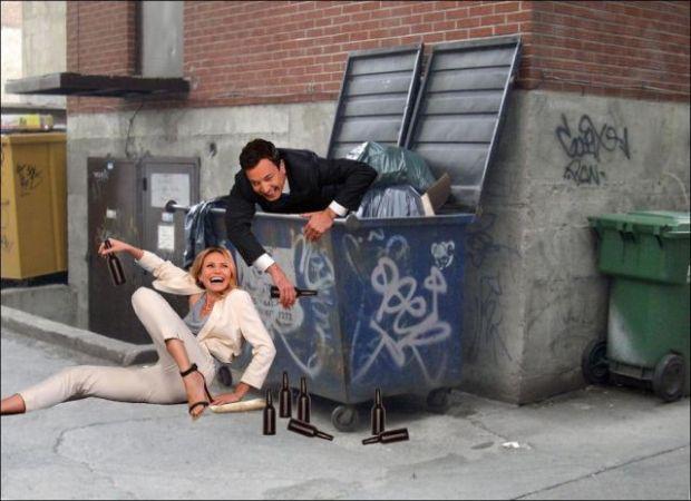 LOL Olympics Condoms Jimmy Fallon, Śmieszne Rzeczy, Męskie Rzeczy.