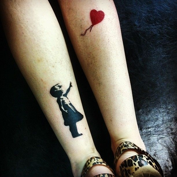Tatuaże Inspirowane Sztuką Joe Monster
