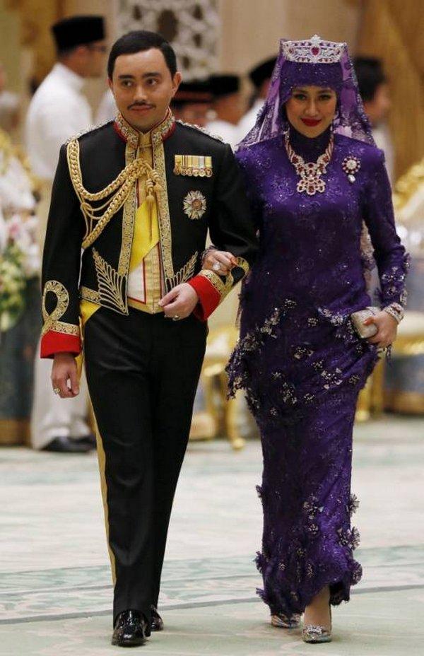 Wypasione Wesele Sułtan Brunei Wyznaczył Nowy Poziom Joe Monster