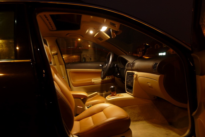 Zrób To Sam Oświetlenie Diodami Led Kabiny Samochodu Joe