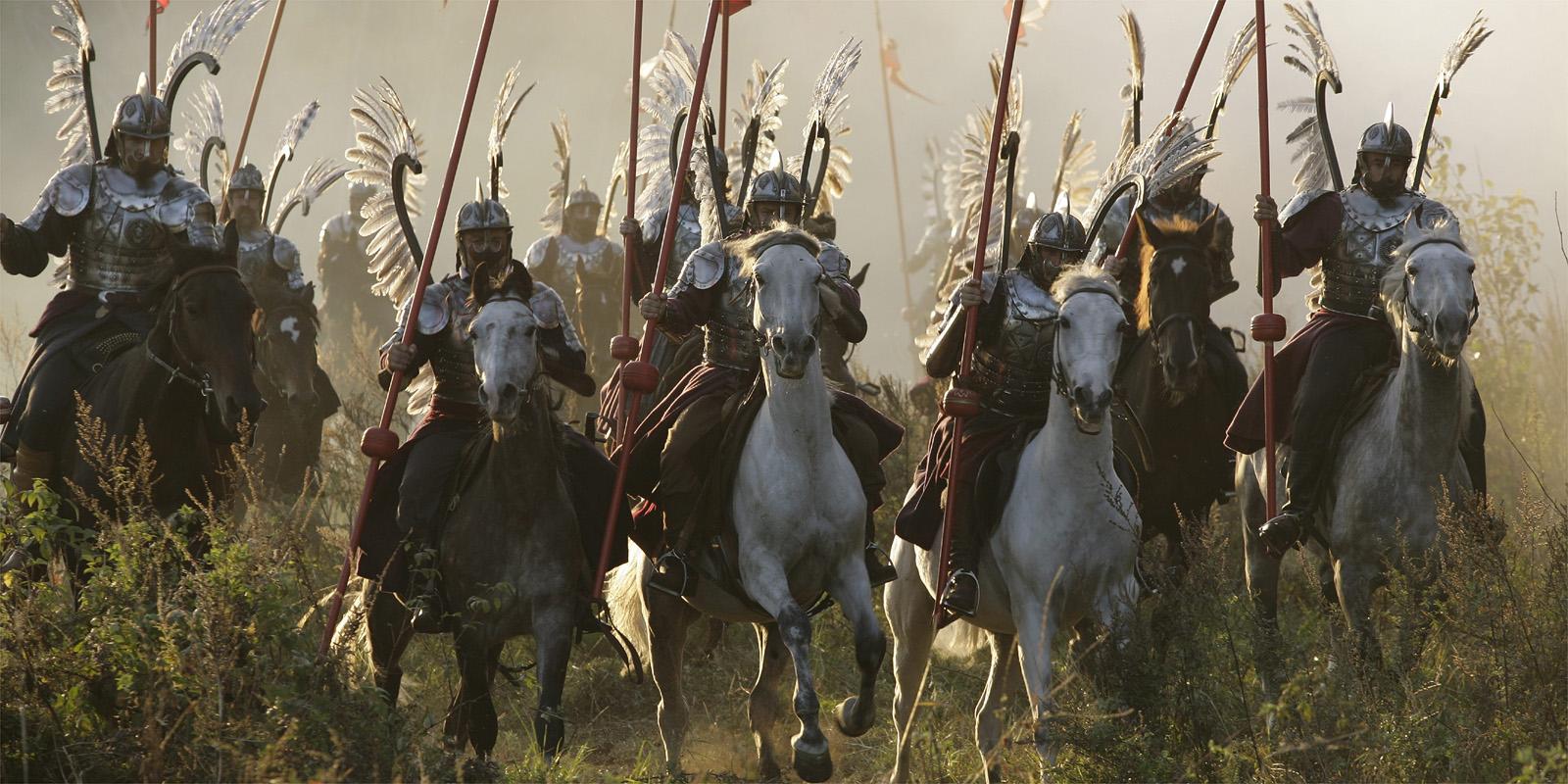 Skrzydła których używała husaria straszliwie świszczały na polu bitwy i płoszyły konie przeciwnika nic bardziej mylnego