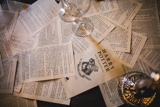 Ci Mugole Zapragnęli ślubu W Stylu Harryego Pottera Wyszło