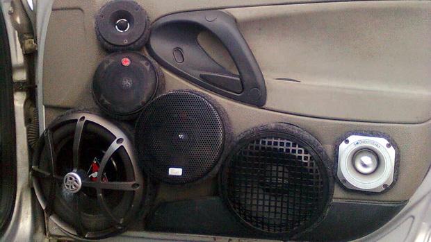 Zupełnie nowe Rosyjscy mistrzowie zabudowy car audio - Joe Monster MV21