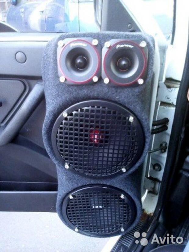 Zupełnie nowe Rosyjscy mistrzowie zabudowy car audio - Joe Monster IX57
