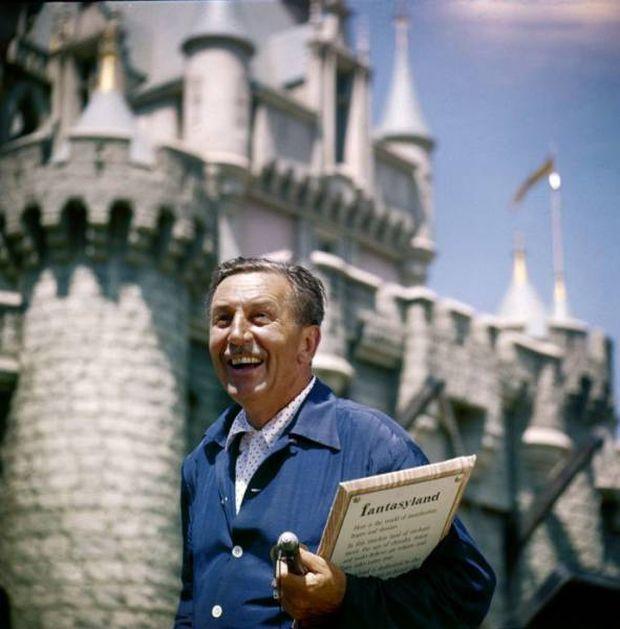 Archiwalne Zdjecia Z Otwarcia Pierwszego Disneylandu Joe Monster