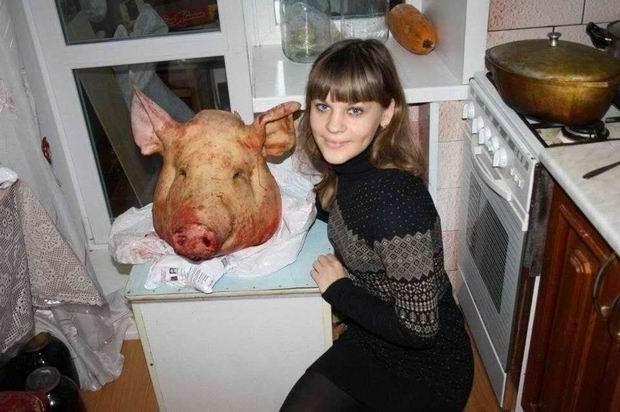 Rosyjskie zdjęcie randkowe zawodzi