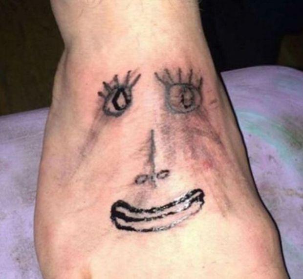 Lepiej Nie Mieć żadnego Tatuażu Niż Ten Najtańszy Joe Monster