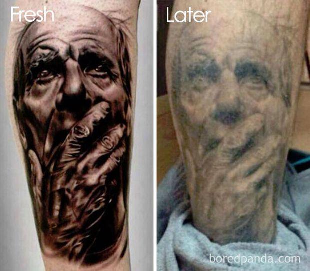 Tatuaże Trwałe Ozdoby Ciała Które Nie Są Takie Trwałe