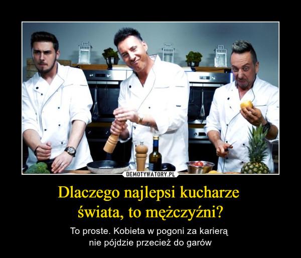 Blak wielki kucharz