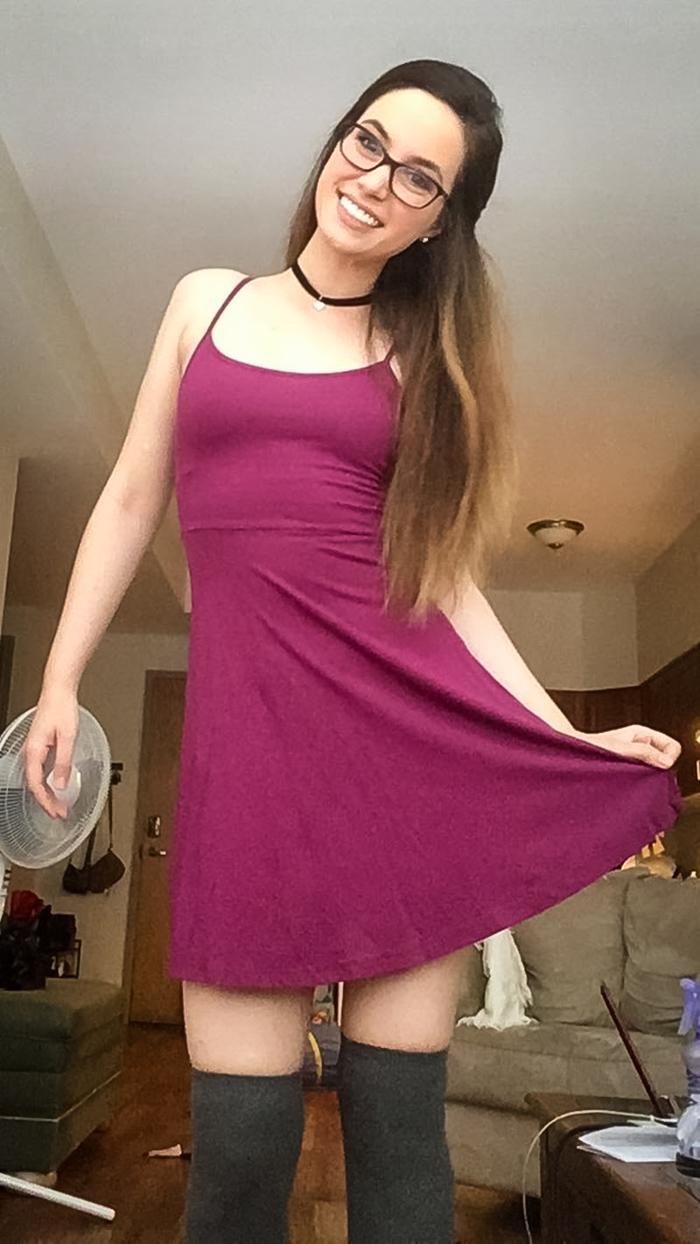 dziewczyny w sukienkach joe Joe Monster
