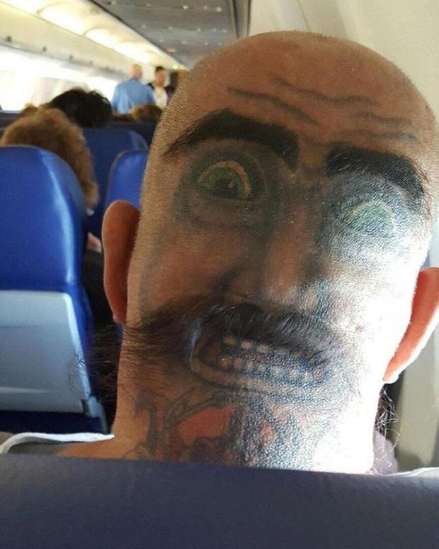 Najgorsze Tatuaże Na świecie Joe Monster