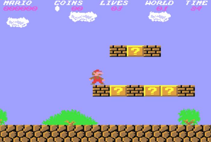 gry 8-bit joemonster