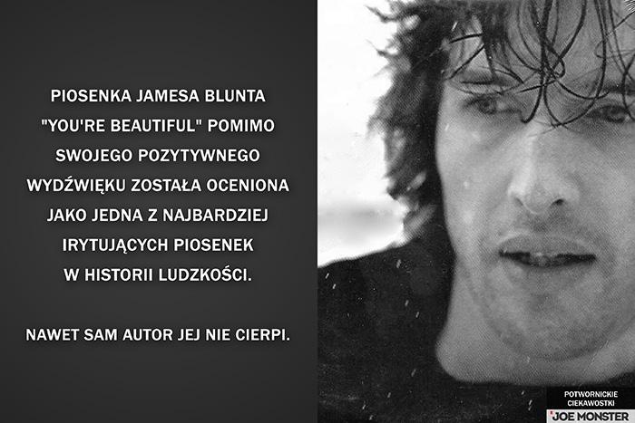 Piosenka Jamesa Blunta