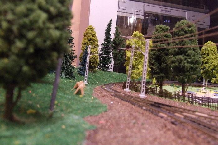 Makieta kolejowa, kolejka TT, jak zrobić makietę kolejową na Joe Monster