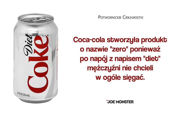 Coca-cola stworzyła produkt o nazwie