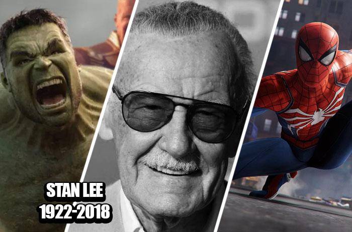 Stan Lee nie żyje. Internet płacze i żegna mistrza.