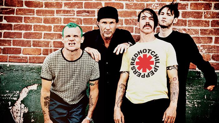 ciekawostki na temat Red Hot Chilli Peppers