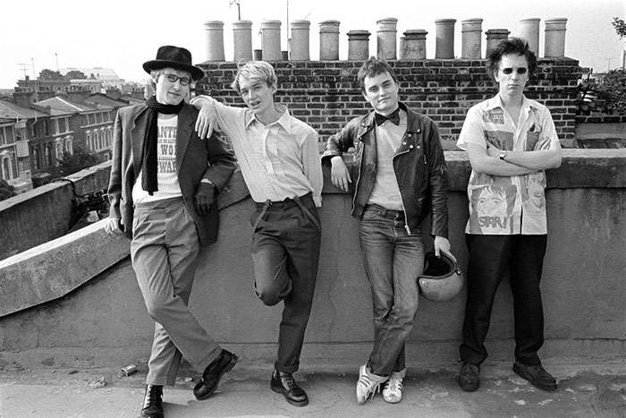 Sex Pistols – najbardziej obrazoburczy punkowy boysband