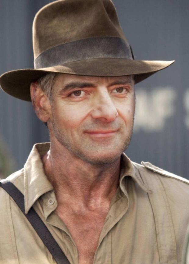 Jak wyglądałyby filmy, gdyby we wszystkich grał Rowan Atkinson?
