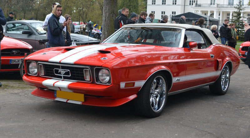 Ford Mustang - Joe Monster