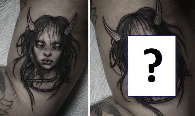 Tatuaże Które Sporo Zyskują Jak Zostaną Oświetlone