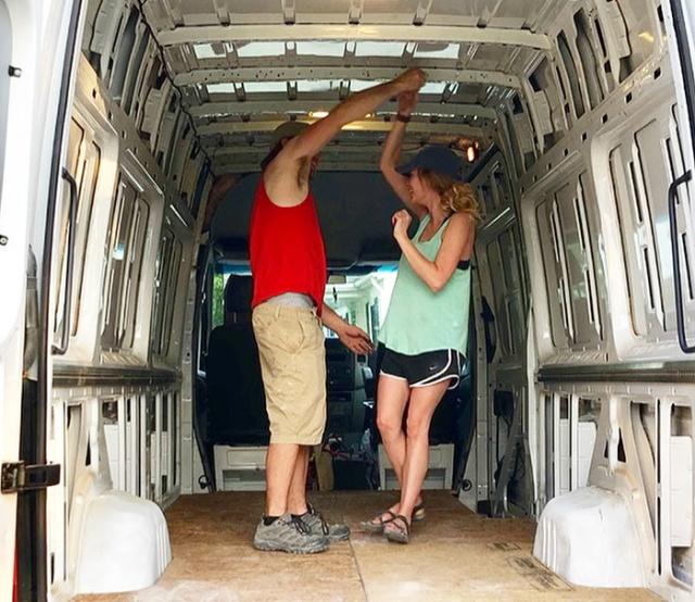 Jak zmienić vana czy autobus w prawdziwy dom na kołach?