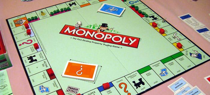 Najlepsze gry planszowe - Monopoly