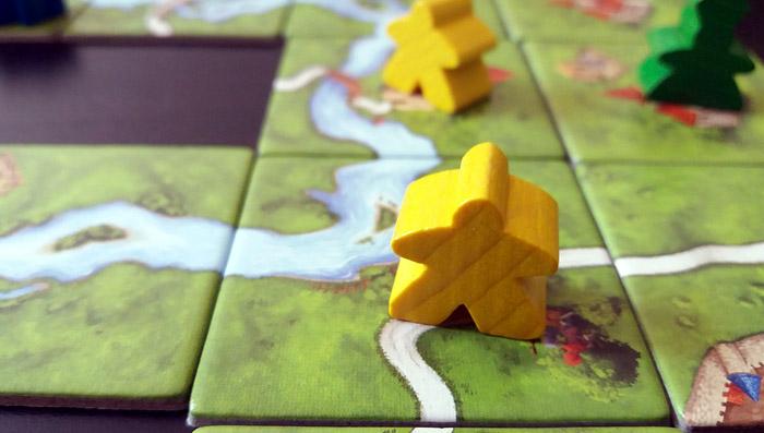Najlepsze gry planszowe - Carcassonne