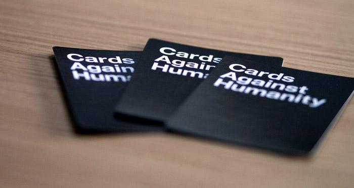 Najlepsze gry planszowe - Cards Against Humanity (karty przeciwko ludzkości)