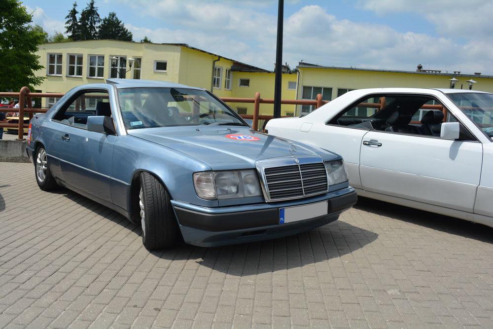 Mercedes Benz W124 - Joe Monster