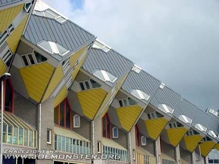 Dziwne domy