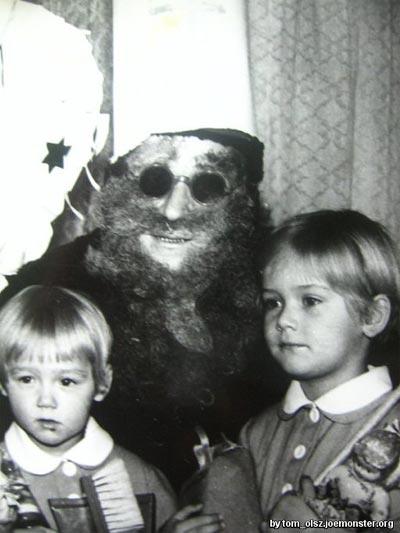 Św. Mikołaj w PRL