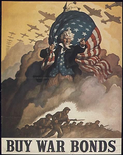 Wojenne Plakaty Propagandowe Joe Monster