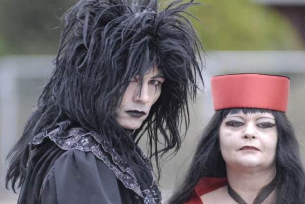 Goth spotyka się z gotami