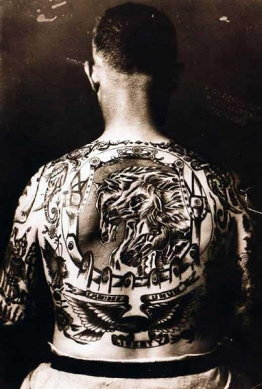 Retro Tatuaże