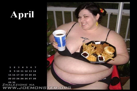 Kalendarz McDonalds 2008