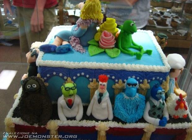 Rolf, doktor, Biker, Wielki Ptak, Gonzo, Szwedzki kucharz