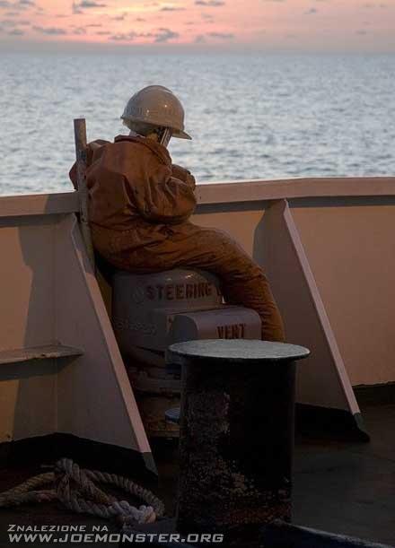 Strachy na piratów w Somalii