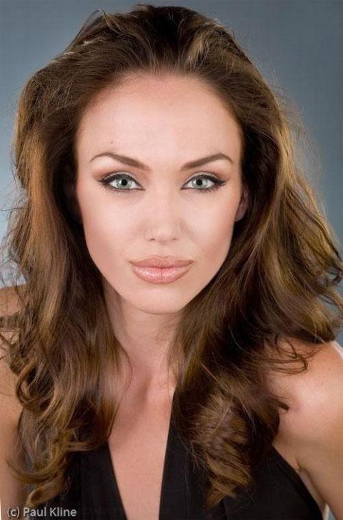 Tiffany Claus - klon Angeliny Jolie