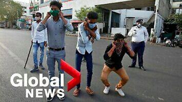 Indie w kwarantannie - zostań w domu lub dostań po tyłku
