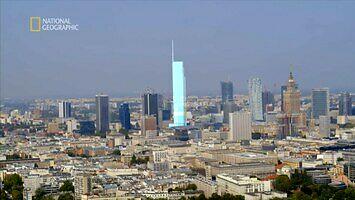 Zobacz budowę wieżowca, który odmieni krajobraz Warszawy