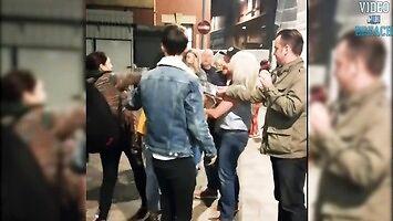 Trzy kobiety aresztowane po bójce pod klubem w Belfaście